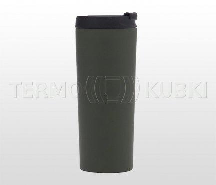 Kubek termiczny 450 ml MUGSY (ciemnozielony)