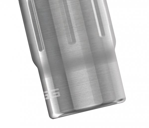 Kubek termiczny Sigg Gemstone Selenite 270 ml stalowy