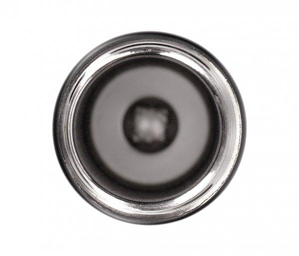 Butelka termiczna WALLY 240 ml czarny