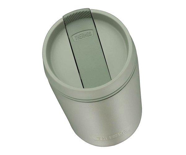 Kubek termiczny szczelny Guardian THERMOS 355 ml matcha latte beżowy