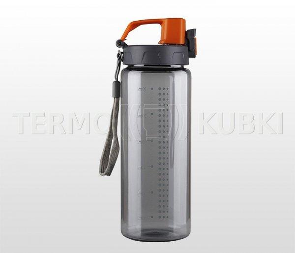 Bidon sportowy 600 ml ENERGY (pomarańczowy)