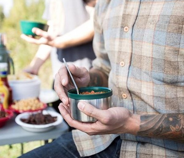 Termos na posiłek STANLEY Legendary Classic Food Jar 700 ml zielony