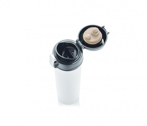Kubek termiczny 450 ml OUTER2 K2 biały