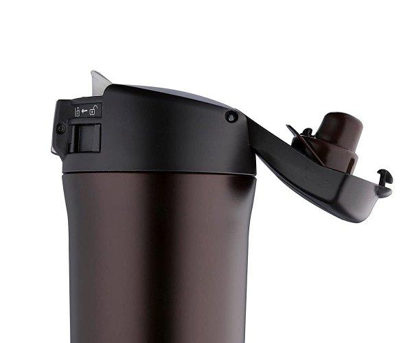 Kubek termiczny Zojirushi Travel Mug 480 ml brązowy Dark Cocoa