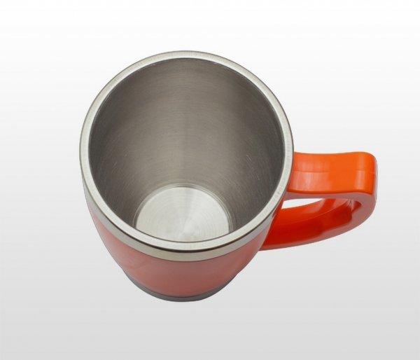Kubek termiczny KUFEL 360 ml (pomarańczowy)