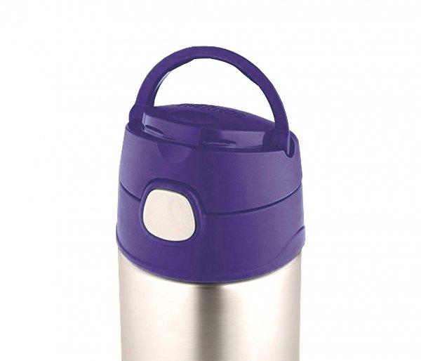 Nakrętka, przykrywka do kubków Thermos FUNtainer 355 ml i 470 ml ciemnofioletowy