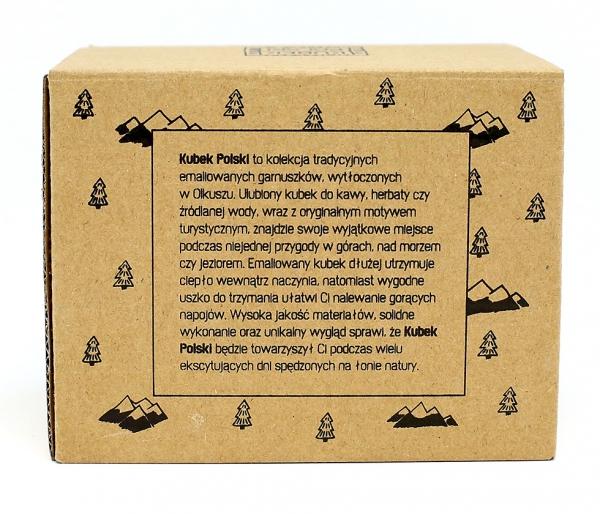 Kubek Polski Jurajski pudełko