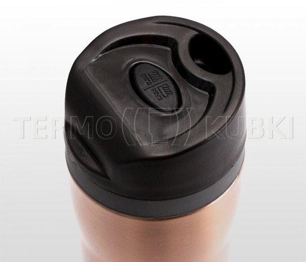 Kubek termiczny SLIM 350 ml (miedziany)