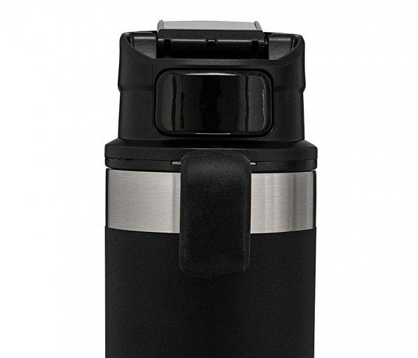 Kubek termiczny STANLEY Trigger MASTER 350 ml czarny