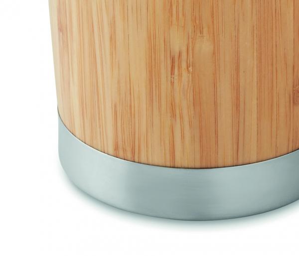 ambeo cup kubek termiczny bambusowy  denko