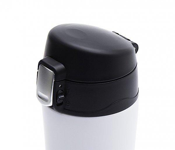 Kubek termiczny OUTER FIT 400 ml biały