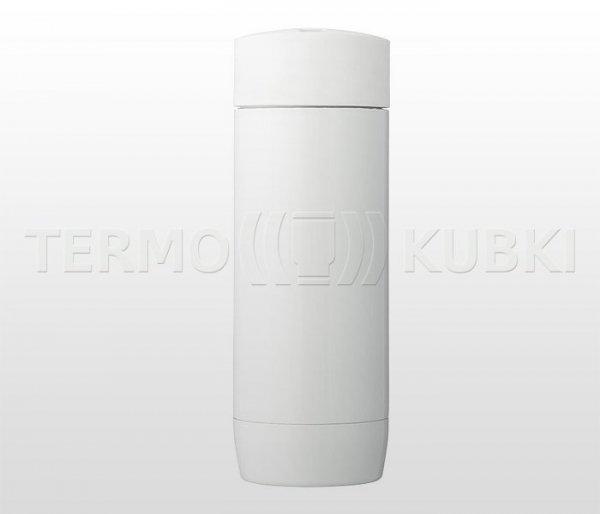 Kubek termos 400 ml LEADER (biały)