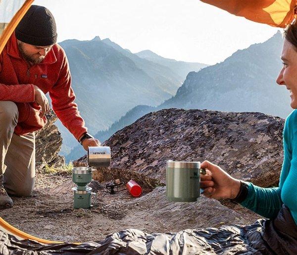 Drip turystyczny Stanley Classic z filtrem do zaparzania kawy zielony