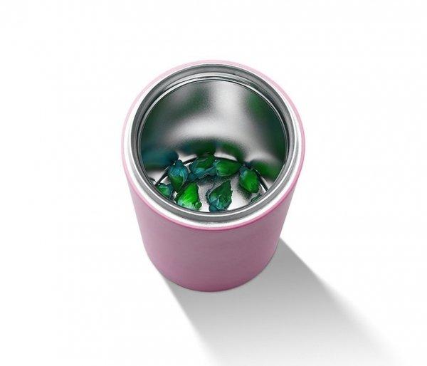 Kubek termiczny z zaparzaczem 350 ml PAO (lavender pink)