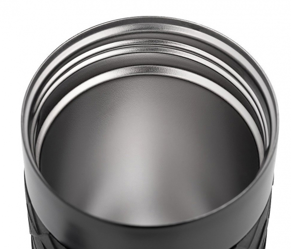 Kubek termiczny Aladdin Easy-Grip Leak-Lock™ 470 ml czarny