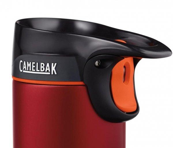 Kubek termiczny Camelbak Forge 400 ml czerwony 12oz