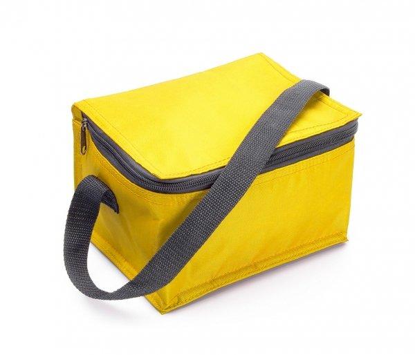 Torba termiczna z paskiem IGLO żółty