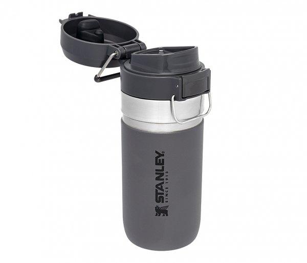 Butelka termiczna STANLEY QUICK FLIP 470 ml grafitowy