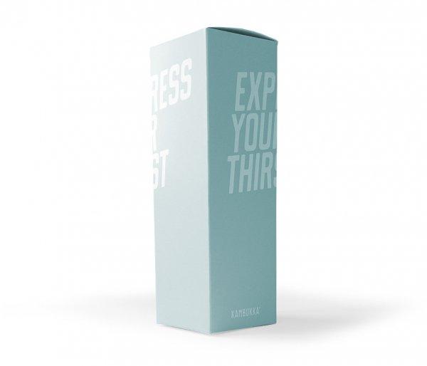 Pudełko do kubków Kambukka 500 ml Giftbox Express Mint miętowy