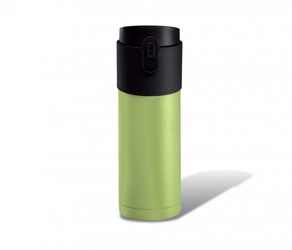 Kubek termiczny z zaparzaczem 350 ml PAO (apple green)