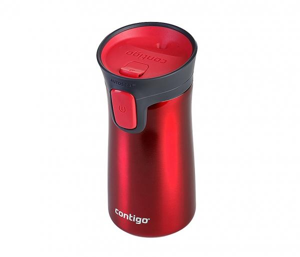Kubek termiczny CONTIGO Pinnacle 300 ml czerwony