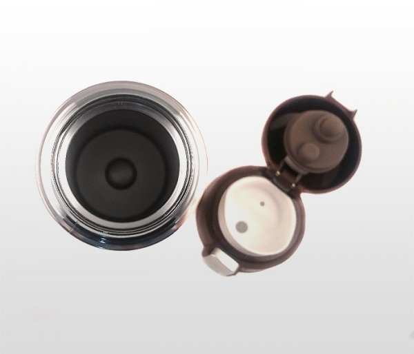 Kubek termiczny OUTER 440 ml K2 (miedziany)