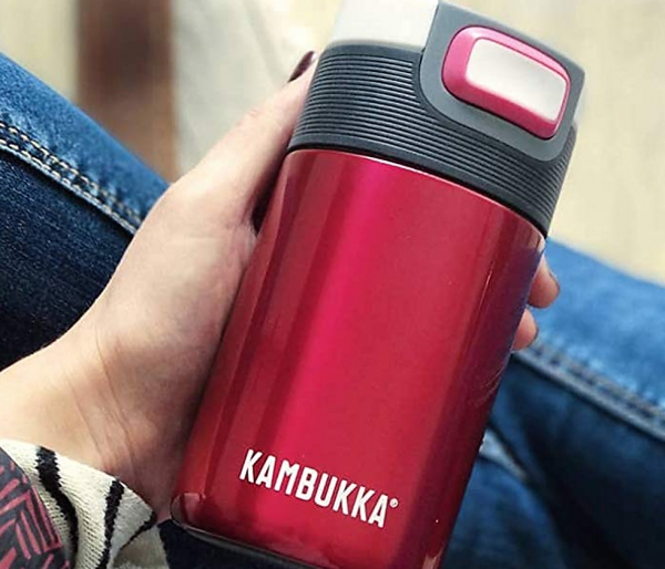 Kubek termiczny Kambukka Etna 300 ml Raspbery malinowy