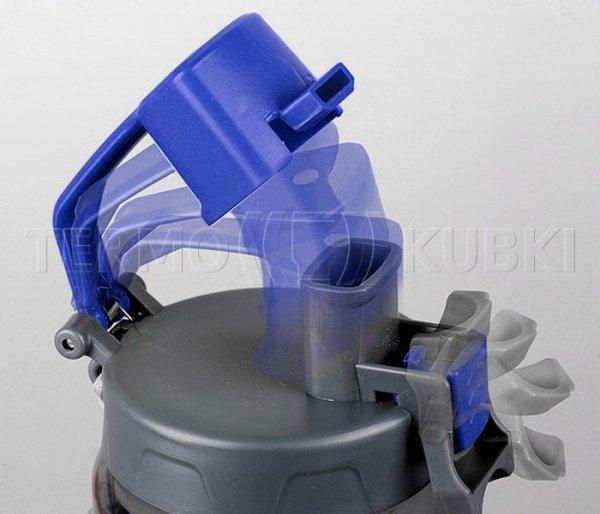 Bidon sportowy 600 ml ENERGY (niebieski)
