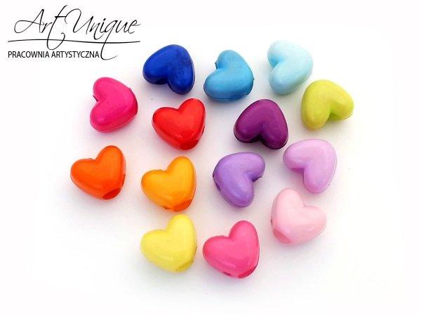 Bransoletka sznurkowa z imieniem/napisem i sercem PERSONALIZACJA kolory