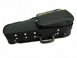 ROCKCASE RC 20852 B DELUX UKUELE TENOR CASE BLACK