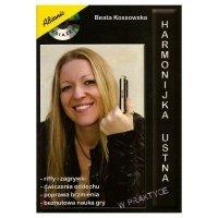 ABSONIC HARMONIJKA USTNA W PRAKTYCE -  BEATA KOSOW