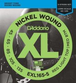 DADDARIO EXL165-5