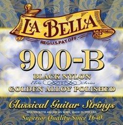 LABELLA 900B  STRUNY 900B  NYLON CZARNE