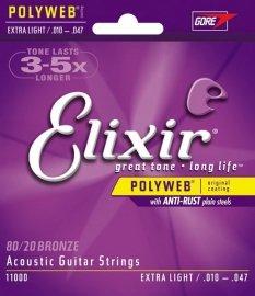 ELIXIR 11100  10-47 POLY