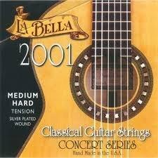 LABELLA 2001MH  STRUNY 2001 MEDIUM HARD CLASSIC