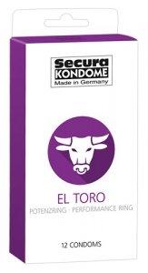 Prezerwatywy Secura El Toro 12szt.