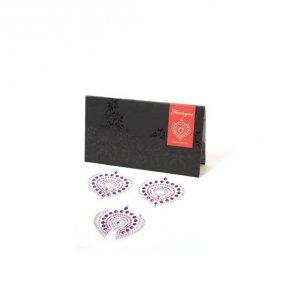 Bijoux Indiscrets - Flamboyant, różowo-fioletowe