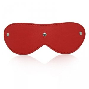 Blindfold Mask RED