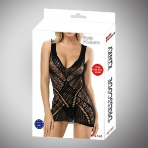 Body Pleasure - Luxury Gift Box - M/L - black TL140
