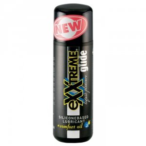 Żel-eXXtreme Glide- 100ml siliconebased lubricant + comfort oil