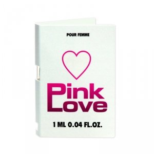 Perfumy Pink Love for women, 1 ml