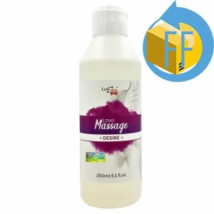 Żel do masażu i lubrykant w jednym DESIRE zapach 250ml