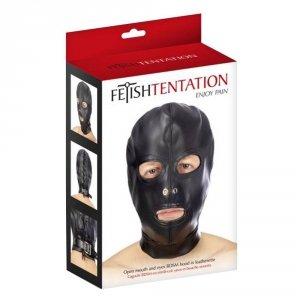 Maska na całą głowę z otworem na oczy i usta