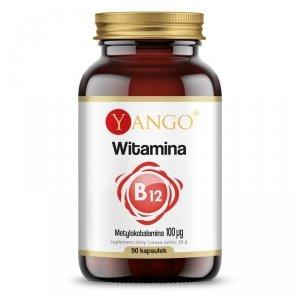 Witamina B12 metylokobalamina 90k VEGE