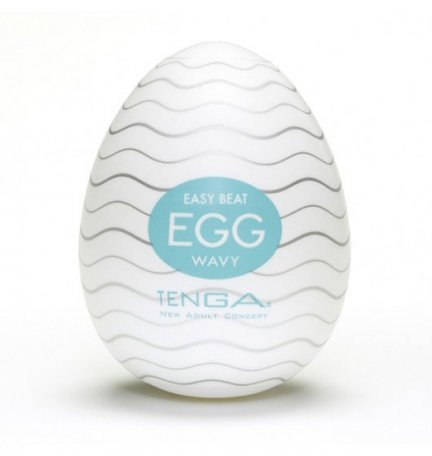 Tenga Egg - Wavy