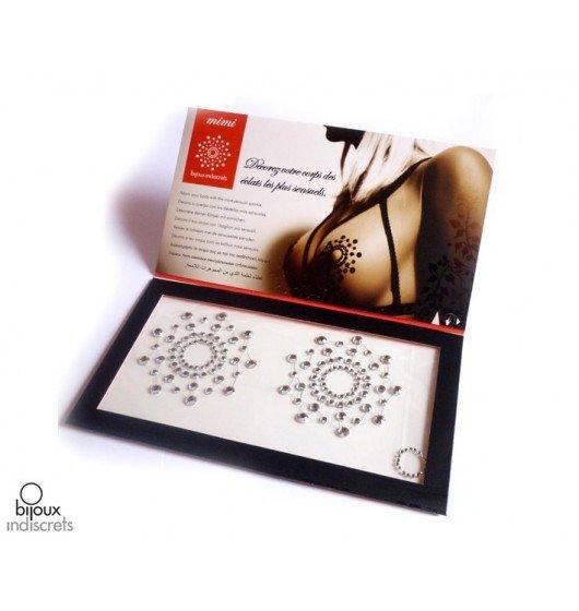 Bijoux Indiscrets - Mimi, srebrne