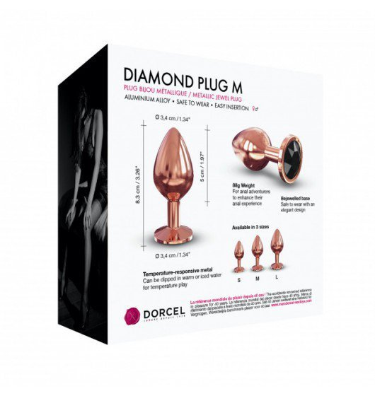 Dorcel Diamond Plug M
