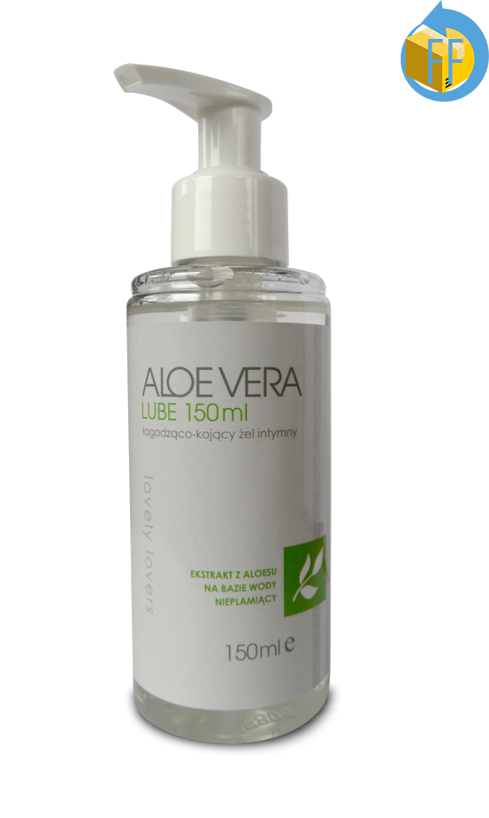 LOVELY LOVERS ALOE VERA Lube 150ml