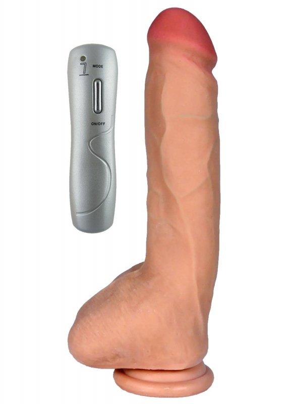 "Wibrator-ZEUS-LOVECLONEX 9""-vibration"