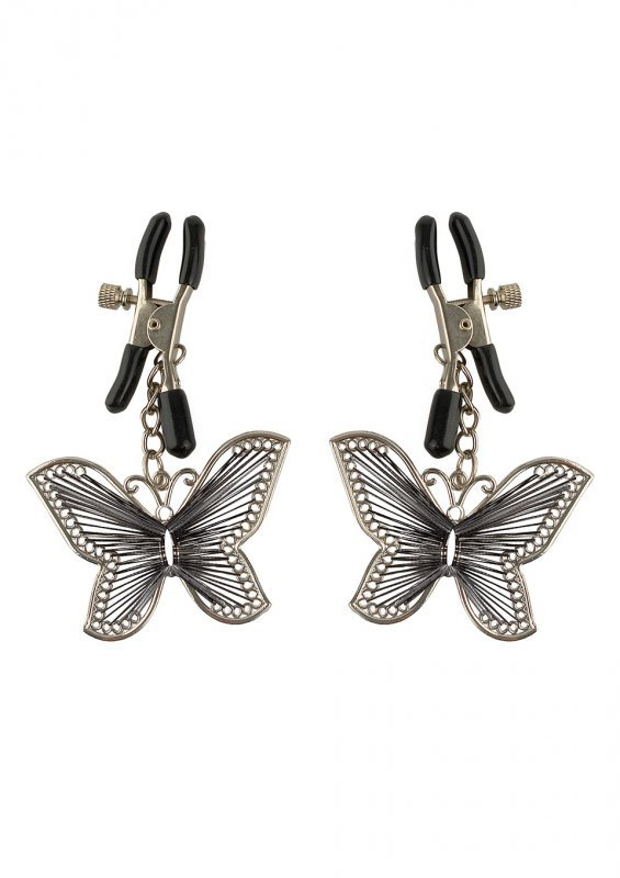 Stymulator-FF BUTTERFLY NIPPLE CLAMPS
